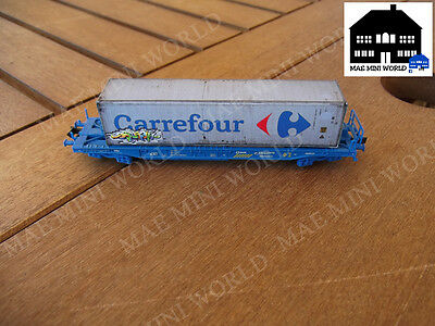 2 Container 40ft Escala N. MAE Mini World