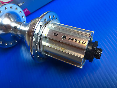 Set Kit Mozzi Hubs Campagnolo Chorus 9 Speed 36H New In Box  Vintage Nos New