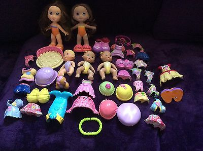 Fisher Price Huge Lot SNAP And Style Dolls, Babies, Clothes and Accessories