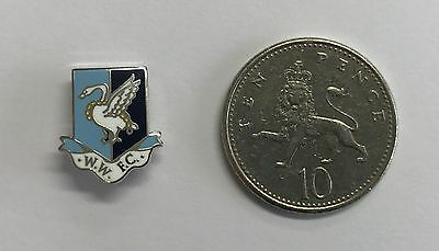 Wycombe Wanderers Vintage Pin Badge