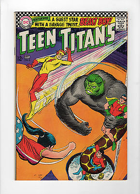 Teen Titans #6 (Nov-Dec 1966, DC) - Fine/Very Fine
