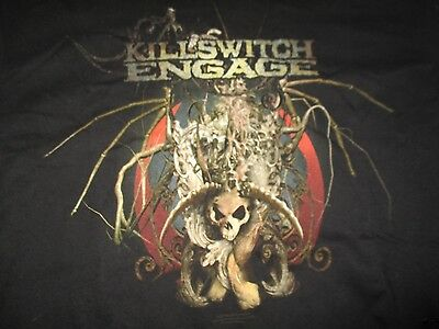 2007 KILLSWITCH ENGAGED Concert Tour (LG) T-Shirt