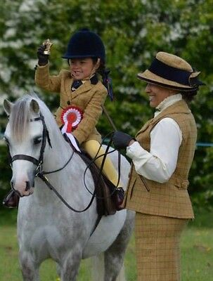 Lead Rein Outfit Size 10 By Pretty Ponies