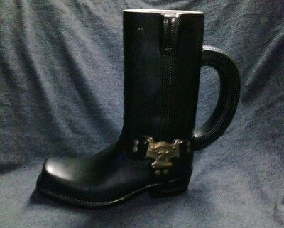Harley Davidson Boot Mug collectable