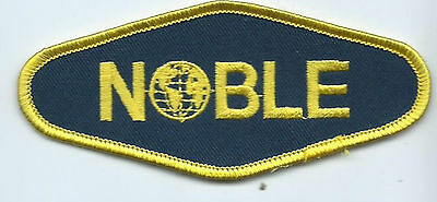 NOBLE oil well patch 1-7/8 X 4-3/8 #1824