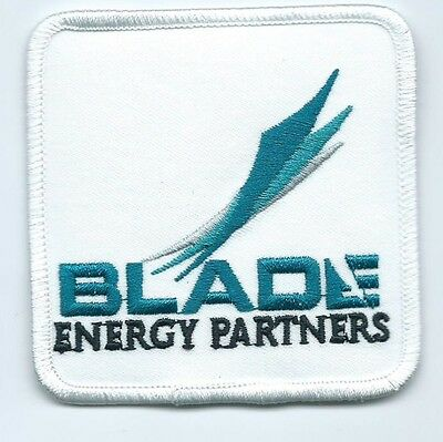 Blade Energy Partners oil well patch 3 X 3 #1823