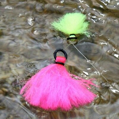 Yarn Strike Indicators The Fly Guy Delta Indicators 1 x Set Pink (1xS, 1xM, 1xL)