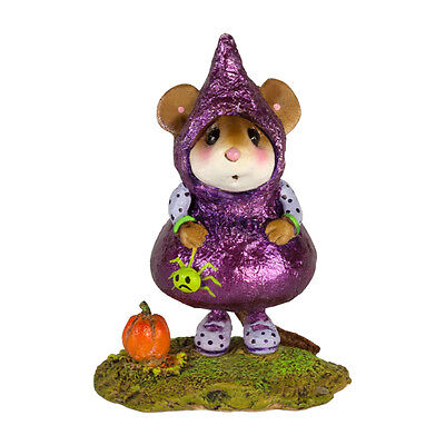 SWEET TREATER by Wee Forest Folk, WFF# M-465, New Purple Color