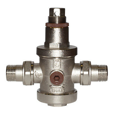 """1430200MM, PRESSURE RED VAL MALE 2"""", Itap Valves & Push-in Plumbing Fittings"""