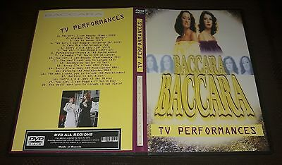 Baccara - Tv Performances DVD (SPECIAL FAN EDITION)