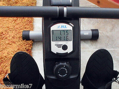 Magnetic Resistance Rowing Machine. Perfect!