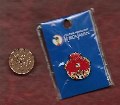South Korean 2002 World Cup  pin badge - Oriental costume from South Korea.