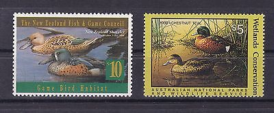 Australia and New Zealand - Hunting Revenue Stamps