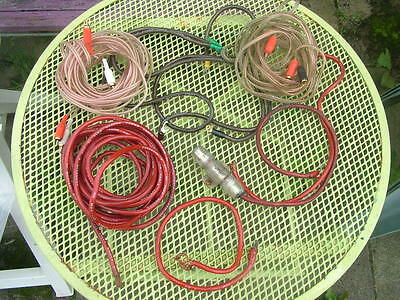 Cable Selection In Car Audio/high Power Amplifier,ofc Cable,big Fuse Etc