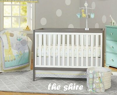 Baby Bedding Cot Set 9pcs Quilt