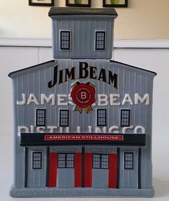 Jim Beam American Distillery decanter 2012 limited edition ceramic made in US