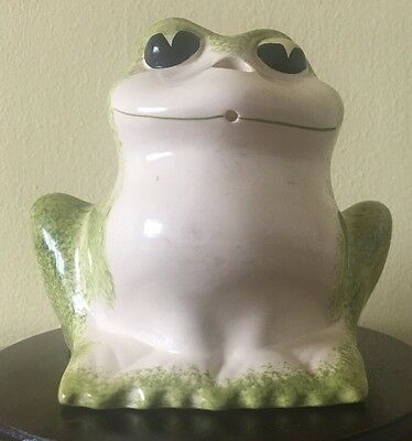 Babbacombe Pottery Frog String Dispenser