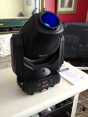 Isolution Imove 350s  In Black   60w Led Moving Head