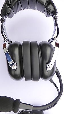RAS-100 Aviation Pilot GA Headset