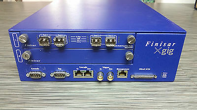 Finisar XGIG-C002 Fibre Channel Analyzer (2 Slot Chassis) 4G XGIG-4FG4G1