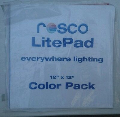 Lighting Filter / Gel from Rosco Litepad