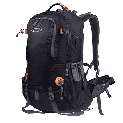 G4Free 50L Outdoor Sports Camping Hiking Waterproof Backpack Rucksack Mountainee