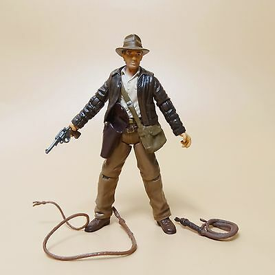 "Indiana Jones 2008 Raiders Of The Lost Ark Figure 3.75"" D2"