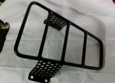 Vespa Black Floor Sprint Rack PX T5 LML P200E.... NEW!