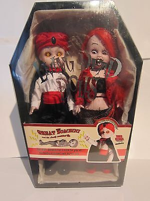 """Living Dead Doll 10""""double The Great Zombini Tower Records Exclusive"""