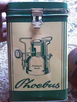 stove for camping phoebus,made in Austria