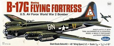 B-17G Flying Fortress plane kit Holzbausatz 1162mm  Krick 005-gu2002