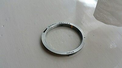 Genuine Asahi Pentax Mount Adapter K (M42 to PK)