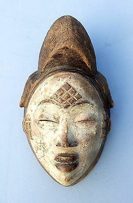 Punu Mask Gabon. Fine African Tribal Art
