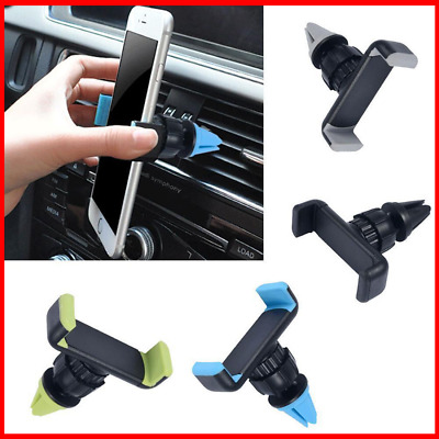 RETAIL PK 360 ROTATION Universal  Air Vent Car Mount Holder for Phone Mobile USA