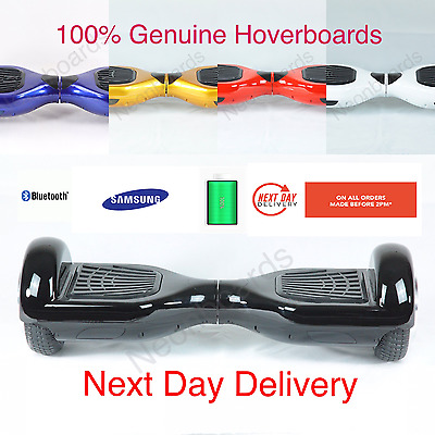 Bluetooth 2 Wheel 6.5 Balance Scooter Hoverboard Swegway Fully Safe High Quality