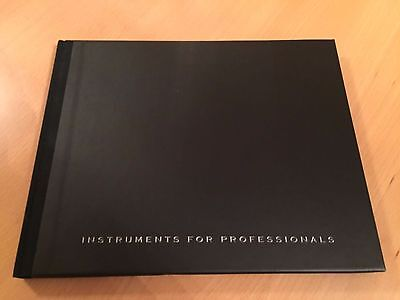Breitling Book - Instruments For Professionals - Corporate Breitling
