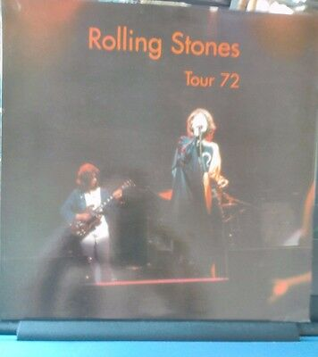 Rolling Stones Tour 72 Multicolour Lp