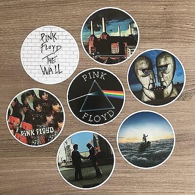 "Pink Floyd Animals 4/"" Wide Vinyl Sticker BOGO"