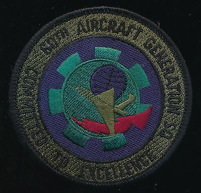 Usaf 60Th Aircraft Generation Squadron Patch