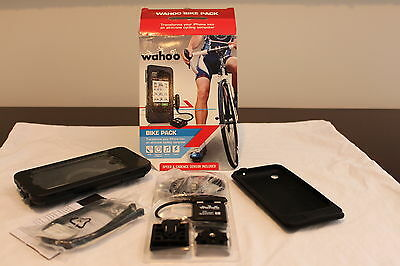 WAHOO FITNESS BIKE PACK CYCLING COMPUTER FOR IPHONE 3 and 4