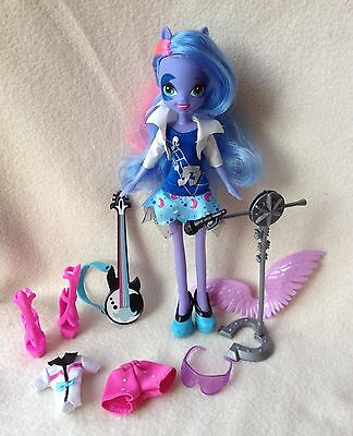 My Little Pony Equestria Girls Through the Mirror Vice Principal Luna doll