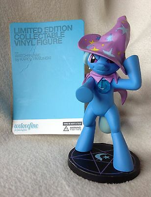 My Little Pony Welovefine The Great and Powerful Trixie Limited Edition Vinyl