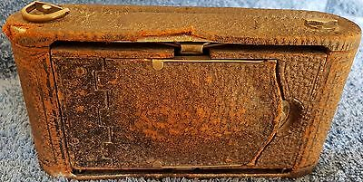 "Vintage N 1    Folding Pocket Kodak  Model  ""C"" 1909 . Rare"