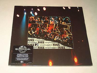 Kiss - Unplugged - 2Lp 180G New & Sealed N1549