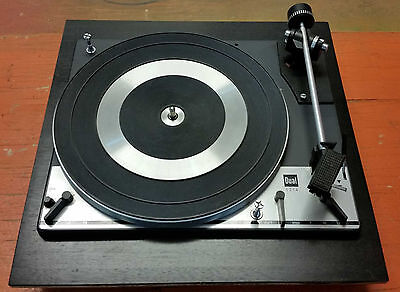 Dual 1214 Turntable - No Box - No Cables - But In Good Condition