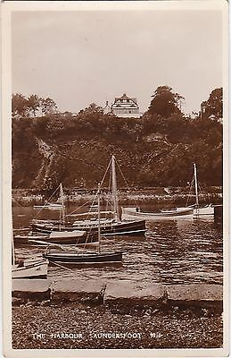 The Harbour & Large House, SAUNDERSFOOT, Pembrokeshire RP