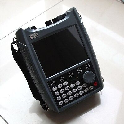 SUB140 Ultrasonic Flaw Detector Defectoscope 0~25000mm DAC+AVG with Color B-Sca