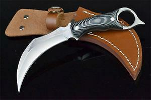 Hibben  Karambit Tactical Survival Combat  Claw Finger Eagle Knife auzzie seller