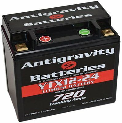 2010-2014 Mustang GT V6 Lightweight Lithium Ion Racing Battery 720CCA Made in US