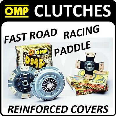 OMP 228mm ROAD CLUTCH PLATE DELTA 2.0 INTEGRALE 8V